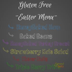 Gluten Free ~Easter Menu~-1 (2)