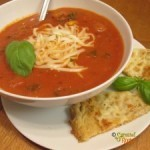 Gluten Free Pizza Soup