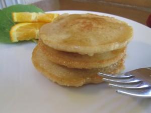 Glenn's Gluten Free Heavenly Pancakes