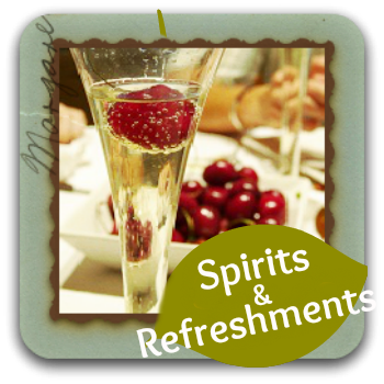 Spirits & Refreshments