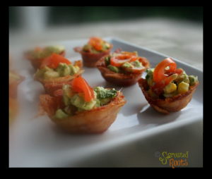 Heavenly Bacon Bites - Gluten Free Appetizer