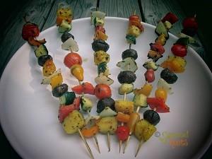 Veggie Kabobs 3