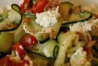 Creamy Tuscan Zucchini Ribbons