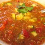 Summer Gazpacho Soup