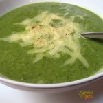 Zippy Spinach Soup