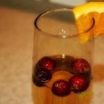 Festive Cranberry Sparkler