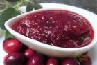 Rum Cranberry Sauce