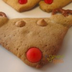 Ginger Reindeer Cookies
