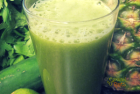 Bone Boost Cucumber Juice