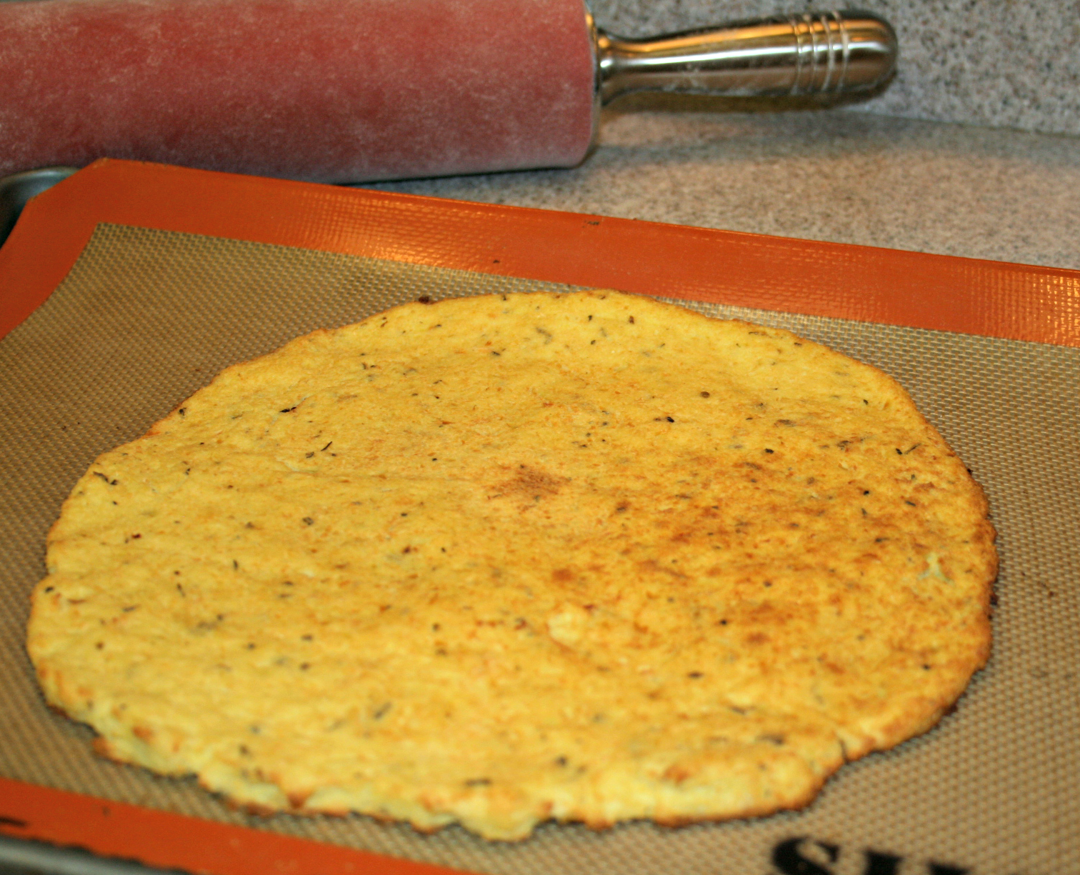 CauliflowerCrust