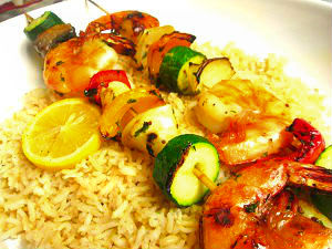 Shrimp Kabobs 1