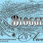 Wow!  Nominated for the Very Inspiring Blogger Award