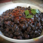 Black Bean Vegetarian Chili