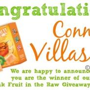 Monk Fruit In The Raw Winner!!!