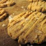 In The Raw Peanut Butter Cookies
