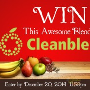 WIN a Cleanblend Blender for the Holidays!