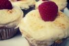 Gluten Free Caramel Creme Brulee Cupcakes