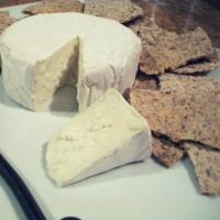 Homemade Paleo Crackers